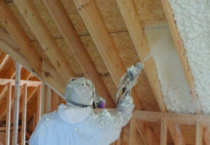 Atlanta, GA Attic Insulation with Spray Foam